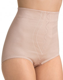 Triumph gaine culotte Doreen + Cotton (BEIGE)