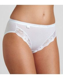 Brief notched TAI sloggi Romance (BLANC)