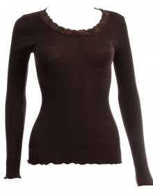 Undershirt sleeves long Oscalito 3416 (CHOCOLAT)