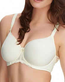 Fantasie Rebecca Lace (Ivory) molded Underwire bra