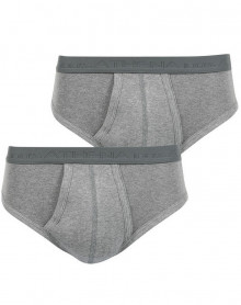 Open high waisted Briefs Athena (2 pack)