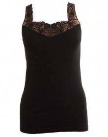 tank top lace wool & silk Moretta 5020
