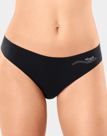 Thong Sloggi ZERO Feel (Black)