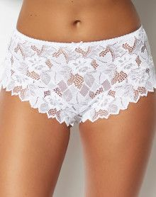 Shorty Arum by Sans Complexe (White)