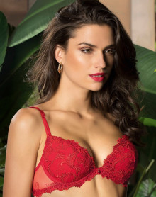 Push-up bra Lise Charmel Dressing Floral (Dressing Solaire)
