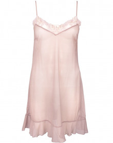 Charming Nightdress Lise Charmel Frisson Vegetal (Vegetal Rose)