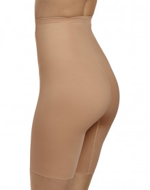 Long leg body shaper Wacoal Beyond naked firm (Macaroon)