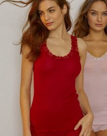 Oscalito Tank top 3410 (Rouge)