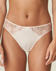 Rio briefs Marie Jo Axelle (Pearled Ivory)