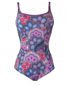 Underwired one-piece swimsuit Antigel L'Avatar Antigel (Bleu Avatar)