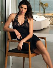 Sexy Nightdress Lise Charmel Ecrin Glamour (Black)