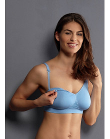 Maternity bra Anita Maternity Seamless (Powder Blue)