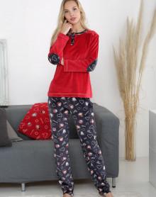 Pyjama velvet Massana
