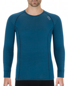 Athena Thermik long-sleeved T-shirt (Blue)