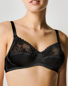 Soft bra Chantelle Amazon (Black)
