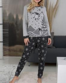 Very warm pyjama jogging shape Massana