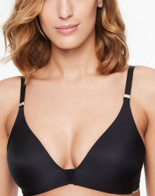 Wireless bra Chantelle Absolute Invisble (Black)
