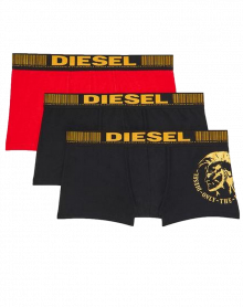 Boxers Diesel Damien 00ST3V 0IAZE E5119 (Pack of 3)