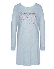 Nightdress hot 100% cotton Triumph (Grey Melange)