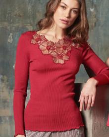 Sweater Turtleneck Oscalito 3438 Black