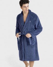 Dressing gown with pockets Massana