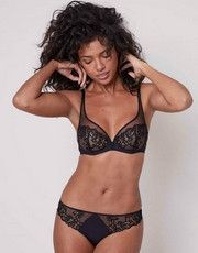 Saga Simone Pérèle (Black)
